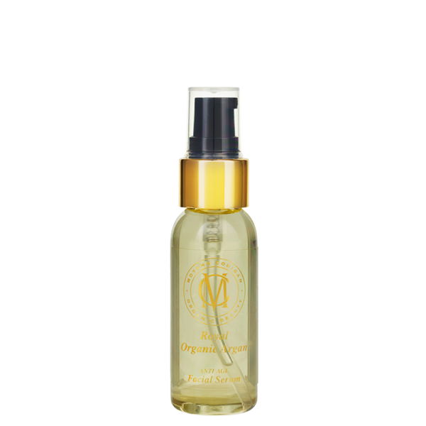 Royal Facial Serum, Organic Argan